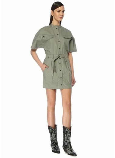 Etoile Isabel Marant Elbise Yeşil